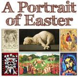 portrait of easter art